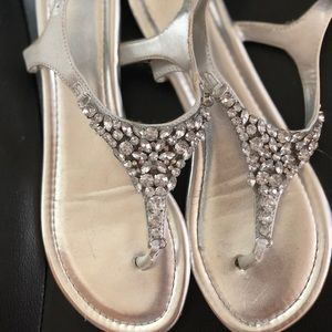 Rhinestone Women's Sandals
